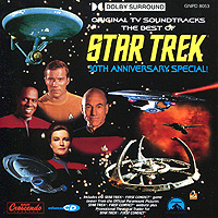 The Best Of Star Trek. Original Television Soundtracks. 30th Anniversary Special (ECD)