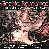 Nightwish,De/Vision,For My Pain,Lacuna Coil,End Of Green,Clan Of Xymox Gothic Romance - The Best Goth Love Songs (2 CD) nightwish endless forms most beautiful 2 cd