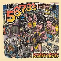 5.6.7.8's The 5.6.7.8's. Bomb The Rocks: Early Days Singles (2 LP) бетт мидлер bette midler it s the girls 2 lp