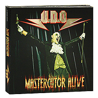 U. D. O U. D. O. Mastercutor Alive (2 CD + DVD) pf d arcy d arcy the pharmacy & pharmacotherapy of asthma