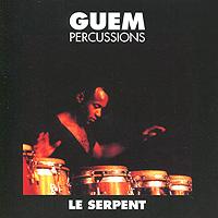 Guem: Percussion / Le Chant Du Monde