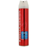 Лак для волос Wella Design Мощный контроль, супер-сильная фиксация, 250 млMP59.4DЛак для волос Мощный контроль супер-сильной фиксации - совершенная длительная фиксация. Характеристики: Объем: 250 мл. Производитель: Франция.Товар сертифицирован.