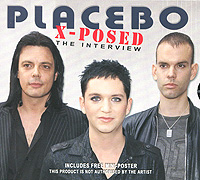 Placebo Placebo X-Posed: The Interview футболка классическая printio placebo devil in the details