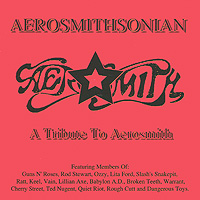 Aerosmithsonian. Aerosmith Tribute (2 CD) aerosmith devil s got a new disguise – the very best of aerosmith cd