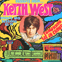 Keith West. Excerpts From… Groups & Sessions 1965 - 1974
