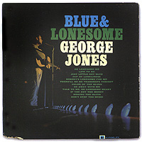 George Jones. Blue & Lonesome