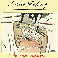 John Fahey. Visits Washington, D.C.