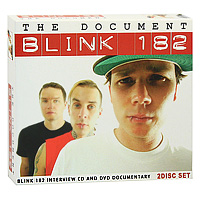 Blink 182 Blink 182. The Document (CD + DVD) pantera pantera reinventing hell the best of pantera cd dvd
