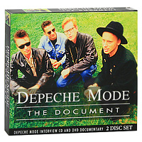 Depeche Mode Depeche Mode. The Document (DVD + CD) cd depeche mode