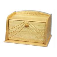Хлебница Oriental way 9/672Ветерок 2ГФХлебница Oriental way позволит сохранить ваш хлеб свежим и вкусным. Выполнена в классическом дизайне из древесины гевеи. Хлебница снабжена удобной дверцей. Эксклюзивный дизайн, эстетика и функциональность хлебницы делают ее превосходным аксессуаром на вашей кухне.Особенности хлебницы Oriental way: высокое качество шлифовки поверхности изделий двухслойное покрытие пищевым лаком, безопасным для здоровья человека степень влажность 8-10%, не трескается и не рассыхается высокая плотность структуры древесины устойчива к механическим воздействиям. Характеристики: Материал: дерево. Размер: 36 см х 26 см 22,5 см. Изготовитель:Тайланд. Артикул:9/672. Торговая марка Oriental way известна на рынке с 1996 года. Эта марка объединяет товары для кухни, изготовленные из дерева и других материалов. Все товары марки Oriental way являются безопасными для здоровья, экологичными, прочными и долговечными в использовании.