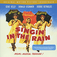 01. Main Title - Donald O'connor, Gene Kelly, Debbie Reynolds, The MGM Studio Orchestra 02. Dignity - The MGM Studio Orchestra 03. Fit As A Fiddle (And Ready For Love) - Donald O'connor, Gene Kelly, The MGM Studio Orchestra04. Stunt Montage (Extended Version) - The MGM Studio Orchestra 05. First Silent Picture (Extended Version) - The MGM Studio Orchestra 06. Tango (Temptation) - The MGM Studio Orchestra 07. All I Do Is Dream Of You - Debbie Reynolds, The MGM Studio Orchestra 08. Gene Dreams Of Kathy - The MGM Studio Orchestra09. All I Do Is Dream Of You (Outtake) - Gene Kelly 10. Make 'Em Laugh - Donald O'connor 11. Beautiful Girl Montage - Jimme Thompson, The Girl Friends, The MGM Studio Orchestra & Chorus 12. Beautiful Girl - Jimme Thompson 13. Have Lunch With - Me The MGM Studio Orchestra 14. The Stage Is Set - The MGM Studio Orchestra 15. You Were Meant For Me - Gene Kelly 16. You Are My Lucky Star (Outtake) - Debbie Reynolds, The MGM Studio Orchestra 17. Moses - Gene Kelly, Donald O'connor 18. Good Morning - Donald O'connor, Gene Kelly, Debbie Reynolds 19. Good Night Kathy - MGM Studio Orchestra  20. Singin' In The Rain - Gene Kelly  21. From Dueling To Dancing - The MGM Studio Orchestra 22. Would You? - Betty Noyes23. Broadway Melody Ballet (Extended Version) - Gene Kelly, The MGM Studio Orchestra And Chorus 24. Would You? End Title - Gene Kelly, Betty Noyes 25. Singin' In The Rain (In A-Flat) (Extended Version) - Debbie Reynolds26. Finale - Gene Kelly, Debbie Reynolds, The MGM Studio ChorusSupplemental Material27. Main Title (Alternate Version) - The MGM Studio Orchestra 28. Beautiful Girl (Alternate Version / Tempo Track) - Jimme Thompson, Gene Kelly, Lennie Hayton 29. Would You? (Unused Version) - Debbie Reynolds) 30. Singin' In The Rain (Radio Broadcast) - Arthur Freed, The MGM Studio Orchestra
