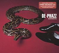 De-Phazz. Godsdog. Limited Edition (2 CD)