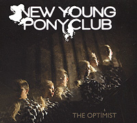 New Young Pony Club Club. The Optimist
