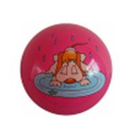 """Детский мяч """"Щенок"""" - яркая игрушка для детей любого возраста. Красочные рисунки, привлекут внимание малышей. Мячик незаменим для любителей подвижных игр и активного отдыха, а если на нем нарисованы забавные герои, удовольствие от игры еще больше! Игра в мяч развивает координацию движений, способствуют физическому развитию ребенка."""