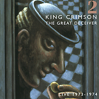 King Crimson King Crimson. The Great Deceiver: Part Two (2 CD) new original conversion head bae002h boss f01