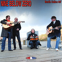 Nine Below Zero Nine Below Zero. Both Sides Of (CD + DVD)