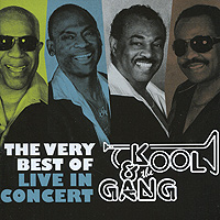Kool And The Gang. The Very Best Of - Live In Concert