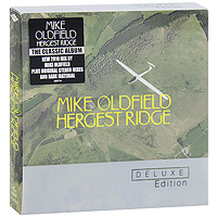 Майк Олдфилд Mike Oldfield. Hergest Ridge. Deluxe Edition (2 CD + DVD) deep purple deep purple stormbringer 35th anniversary edition cd dvd