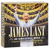 Джеймс Ласт James Last. 80 Greatest Hits (3 CD) джеймс ласт james last 80 greatest hits 3 cd