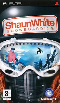 Shaun White Snowboarding Essentials (PSP)