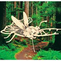 """Сборная деревянная модель """"Жук-олень"""" позволит Вам и Вашему ребенку собрать объемную деревянную скульптуру в виде жука-оленя. Модель для сборки развивает мелкую моторику, ителлектуальные способности, воображение и конструктивное мышление, тренирует терпение и усидчивость."""
