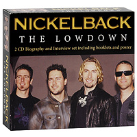 Nickelback Nickelback. The Lowdown (2 CD) cd диск nickelback the triple album collection vol 1 the state silver side up the long road 3 cd