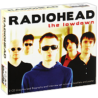 Radiohead Radiohead. The Lowdown (2 CD) памперс салфетки влажные new baby sensitive 54шт