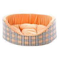 Лежак Dogmoda, цвет: бежевый. Размер 317500027Мягкий и удобный лежак Dogmoda обязательно понравится вашему любимцу. Спать на таком лежаке ему будет тепло и уютно. Лежак выполнен из мягкого, приятного на ощупь материала, внутри - специальная подстилка, выполненная в одной цветовой гамме с лежаком. Кроме того, подстилку можно вынуть и использовать отдельно. Характеристики: Материал: хлопок, полиэстер. Размер лежака: 60 см х 16 см х 42 см. Размер подстилки: 56,5 см х 5 см х 42 см. Цвет: бежевый. Производитель: Россия. Артикул: DM-090550-3.