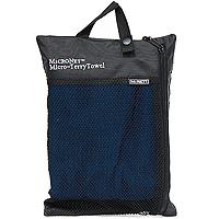 Полотенце  MicroNet , Large, цвет: синий - Полезные аксессуары