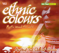 Ethnic Colours Ethnic Colours. Mystic Around The World. Vol. 1 (2 CD) rod serling twilight zone radio dramas vol 1 10 cd set