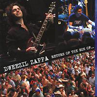 Второй альбом Дуизила Заппы, сына Фрэнка Заппы.