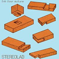 Stereolab Stereolab. Fab Four Suture леггинсы fab fab fa038ewruu21