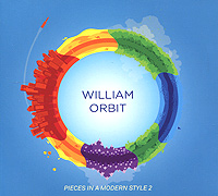 Уильям Орбит William Orbit. Pieces In A Modern Style 2 (2 CD) cd диск kappell william various composers william kappell complete recordings 1944 1953 11 cd