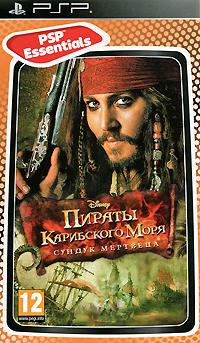 Пираты Карибского моря. Сундук мертвеца. Essentials (PSP)