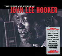 Джон Ли Хукер John Lee Hooker. The Best Of Friends eesx472 sensor mr li