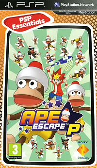 Ape Escape P (PSP)