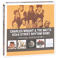 Чарльс Райт,The Watts 103rd Street Rhythm Band Charles Wright & The Watts 103rd Street Rhythm Band. Original Album Series (5 CD) richard wright richard wright wet dream 1st press japan original master sound винтаж