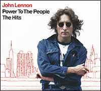 Джон Леннон John Lennon. Power To The People. The Hits (CD + DVD) элтон джон elton john one night only the greatest hits 2 cd dvd