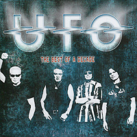 UFO UFO. The Best Of A Decade толстовка ufo