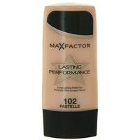 Max Factor Основа под макияж Lasting Perfomance, тон №102, 35 мл28032022Max Factor Lasting Perfomance - великолепная, по-настоящему стойкая тональная основа. Держится в течение 8 часов, не смазываясь и не оставляя следов на одежде. Создает красивый полуматовый эффект. Скрывая недостатки кожи, дарит ощущение легкости и естественности. Не ложится на кожу полосами, не забивает поры и не вызывает появления угревой сыпи. Без запаха.Одна из причин, по которой нанесенный на кожу Lasting Performance не вызывает ощущения чего-то неестественного, это входящие в его состав силиконы. Они делают основу более легкой и менее жирной. Товар сертифицирован.