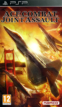 Ace Combat: Joint Assault (PSP) куплю игры на psp в павлодаре