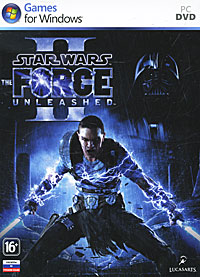 Star Wars: The Force Unleashed II (DVD-BOX)