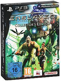 цена Enslaved: Odyssey to the West. Collector's Edition (PS3) онлайн в 2017 году