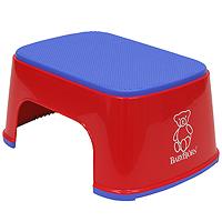 Стульчик-подставка  BabyBjorn , цвет: красный, синий -  Детская комната