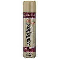 Лак для волос Wellaflex Сияние цвета, супер-сильная фиксация, 400 млSatin Hair 7 BR730MNЛак для волос Wellaflex Сияние цвета обеспечивает упругую фиксацию прически до 24 часов и помогает сохранить цвет волос сияющим. Тройная защита: помогает защитить волосы от воздействия горячего воздуха, солнца и потери влаги. Содержит УФ-фильтр. Помогает поддерживать блеск окрашенных волос. Не склеивает волосы. Характеристики: Объем: 400 мл. Производитель: Германия. Товар сертифицирован.