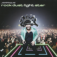 Jamiroquai. Rock Dust Light Star
