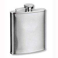 Фляга S.Quire, 180 мл. 1406YX1406YXФляга S.Quire, изготовленная из высококачественной стали 18/10, предназначена для воды и различных спиртных напитков. Легкая, прочная, удобной формы, такая фляга идеально подходит для походов и путешествий. Поверхность флягиукрашена рисунком. Завинчивающаяся крышка прикреплена к самой фляге, поэтому крышка не потеряется.S.Quire - это коллекция модных, элегантных, стильных аксессуаров для мужчин, разработанная европейскими дизайнерами и отражающая все тенденции современной моды. В коллекцию S.Quire входит широкий ассортимент разнообразных товаров: фляги, заколки для галстуков, запонки, брелоки, бритвенные наборы, кружки, термосы, портсигары, пепельницы, изделия из кожи, винные аксессуары и наборы с различной комплектацией вышеперечисленных аксессуаров. Характеристики:Материал: сталь. Размер фляги: 9 см х 13 см х 2 см. Объем: 180 мл. Размер упаковки: 16 см х 10,5 см х 3 см. Производитель: Италия. Артикул: 1406YX.