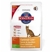 Корм сухой Hills Adult Optimal Care, для кошек в возрасте от 1 до 6 лет, с кроликом, 400 г29751Сухой корм Hills Adult Optimal Care - полноценный рацион для взрослых кошек в возрасте от 1 до 6 лет. Корм обеспечивает точный баланс калорий, протеинов, витаминов и минералов. Содержит контролируемый уровень магния. Не содержит искусственных красителей, ароматизаторов и консервантов.Science Plan - серия диет для повседневного кормления собак и кошек. При их создании специалистами компанииHills были использованы последние научные достижения в сфере диетологии. Основной особенностью этого питания является линия рационов, соответствующих определенному возрастному периоду. Также одним из критериев качества кормов, является их усваиваемость. В состав всех кормов входят только высококачественные ингредиенты, обеспечивающие сбалансированное питание собак и кошек. Характеристики:Состав: мука курицыи индейки, молотая кукуруза, молотый рис, животный жир, мука из животного глютена, мука кролика (мин. 7%), гидролизат белка, сухая мякоть свеклы, калия хлорид, рыбий жир, сульфат кальция, соль, L-лизин, L-гидрохлорид, L-триптофан.Пищевая ценность:белки - 32,4%, жиры - 21%, клетчатка - 1,3%, зола - 5%, кальций - 0,76%, влага - 5,5%, фосфор - 0,67%, натрий - 0,33%, калий - 0,71%, магний - 0,07%, витамин А - 10070 МЕ, витамин D3 - 510 МЕ, витамин Е - 650 мг/кг, витамин С - 70 мг/кг,бета-каратин -1,5 мг/кг, таурин 1980 мг/кг, медь 12,4 мг/кг, натуральный консервант, натуральные антиоксиданты. Вес:400 г. Hills - крупная компания по производству лечебных кормов для животных, основанная в 1948 году американскимветеринарным врачом Марком Моррисом. В компании работают ветеринарные специалисты, диетологи и физиологи. На сегодняшний деньHillsявляется мировым лидером в производстве питания для домашних животных.Уважаемые клиенты!Обращаем ваше внимание на возможные изменения в дизайне упаковки.