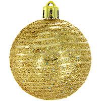 Набор новогодних шаров Спираль, цвет: золотистый, 6 штNLED-454-9W-BKНабор подвесных пластиковых шаров украсит новогоднюю елку и создаст теплую и уютную атмосферу праздника. В наборе 6 шаров декорированных оригинальным блестящим рисунком. Шарики упакованы в пластиковуюкоробку, перевязанную желтой лентой.Откройте для себя удивительный мир сказок и грез. Почувствуйте волшебные минуты ожидания праздника, создайте новогоднее настроение вашим дорогими близким.Характеристики:Материал:пластик. Диаметр шара: 5,5 см. Цвет: золотистый. Размер упаковки: 18 см х 12 см х 6 см. Комплектация:6 шт. Изготовитель: Китай. Артикул: 0162-1100.