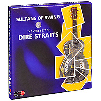 Dire Straits Dire Straits. Sultans Of Swing. The Very Best Of Dire Straits (2 CD + DVD) лонгслив printio dire straits